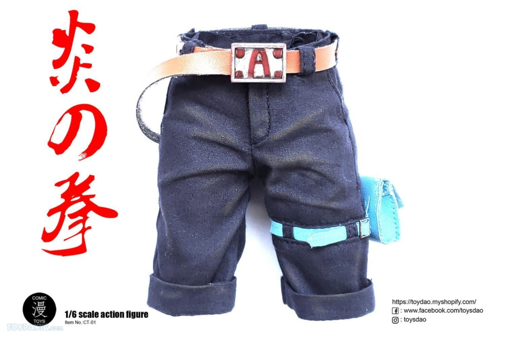 ToysDao - NEW PRODUCT: Toys Dao: 1/6 scale Fireman Action Figure  Code: CT-01_1 52220121