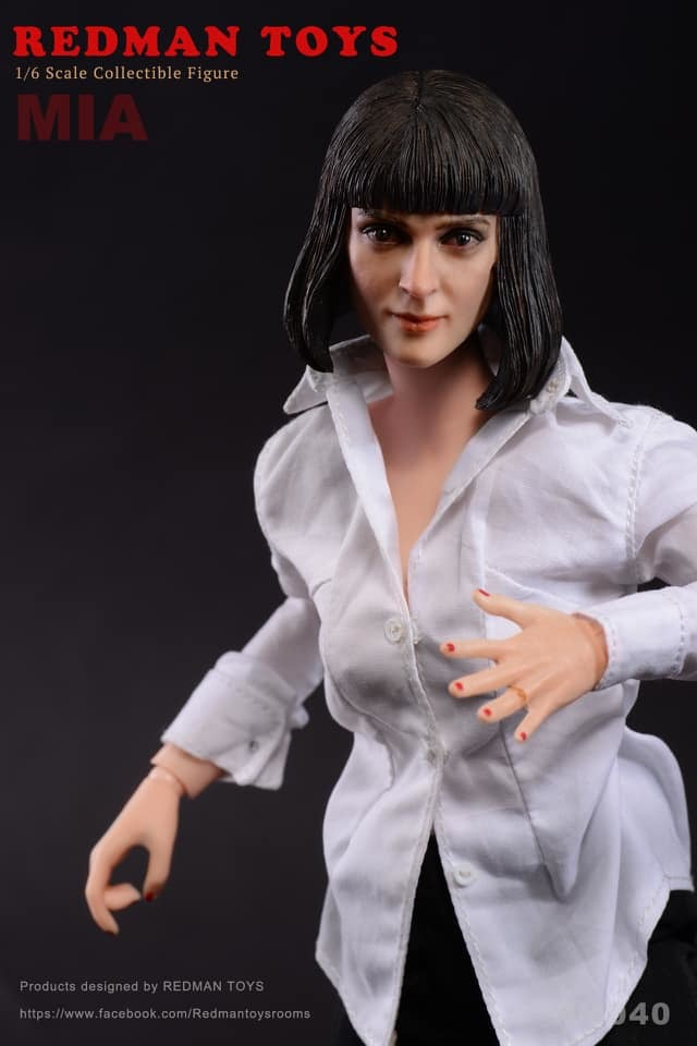 female - NEW PRODUCT: Redman: [RMT-040] Mia 1/6 Boxed Female Figure 5234
