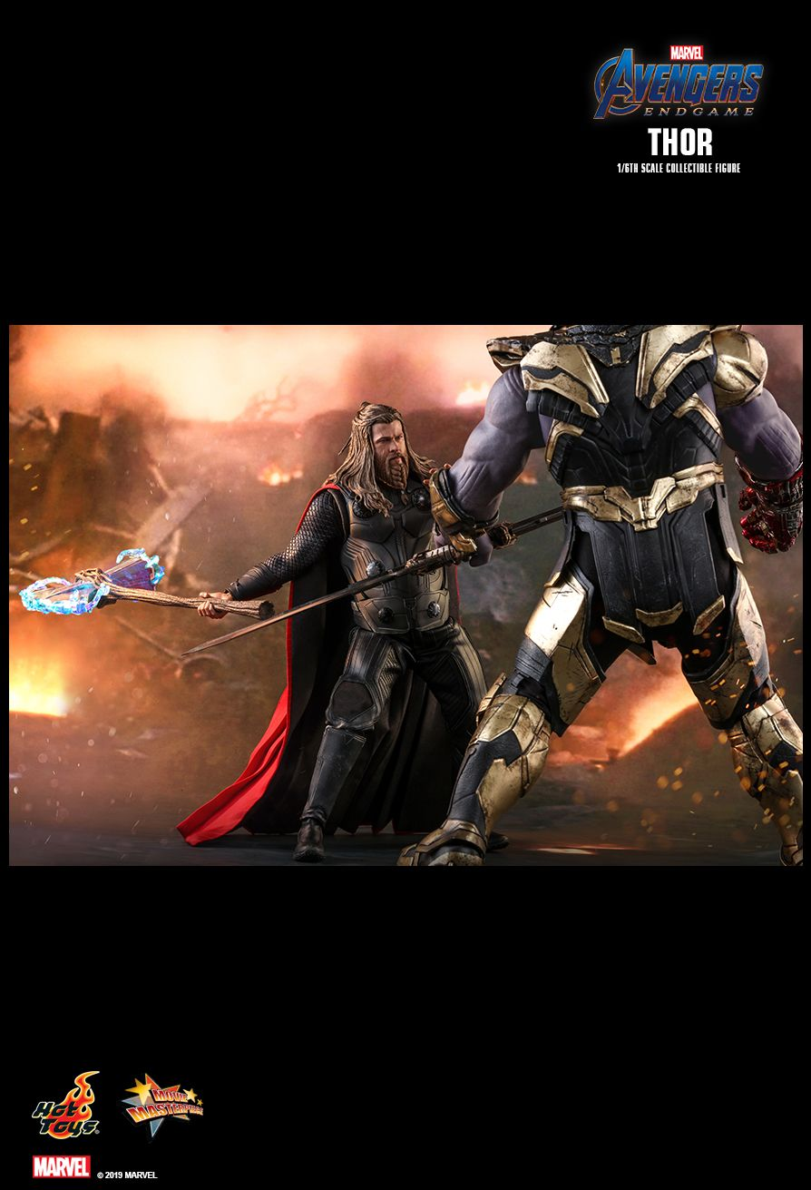 male - NEW PRODUCT: HOT TOYS: AVENGERS: ENDGAME THOR 1/6TH SCALE COLLECTIBLE FIGURE 5269