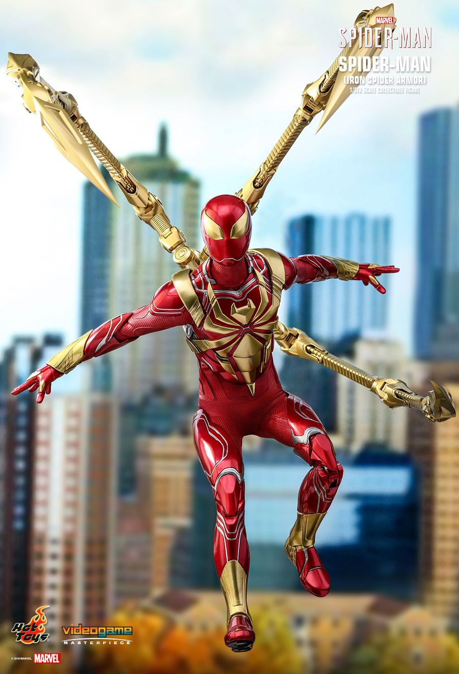 Topics tagged under ironspider-man on OneSixthFigures 5286