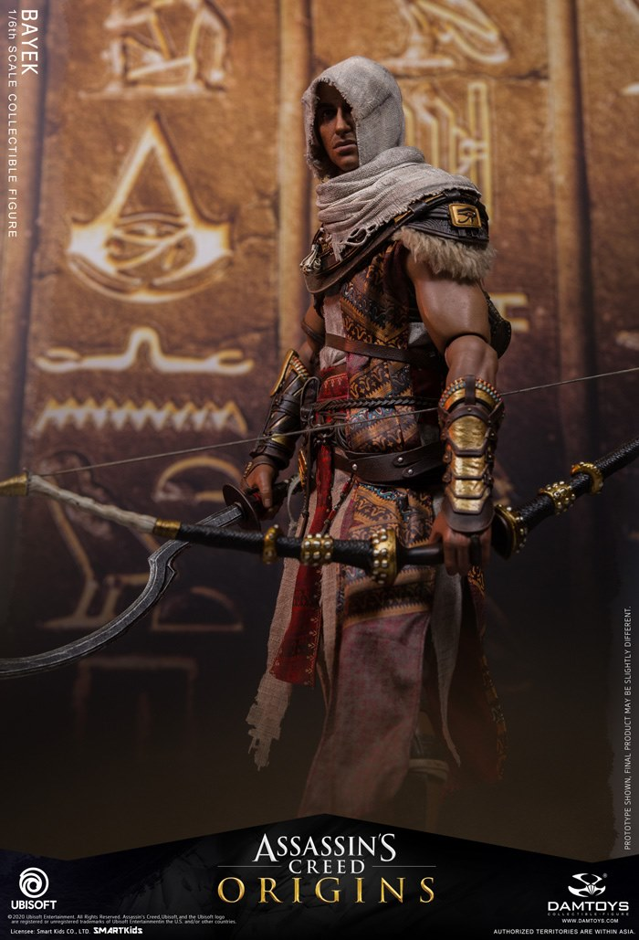 male - NEW PRODUCT: 1/6 DamToys Assassin's Creed Origins - Bayek 1/6 scale figure 5331