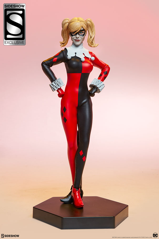 batman - NEW PRODUCT: Sideshow Collectibles: Harley Quinn Sixth Scale Figure 5364