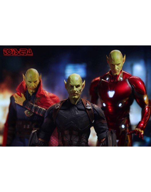 alien - NEW PRODUCT: Toysera 1/6 Scale Alien head sculpt + Hand set 57387210