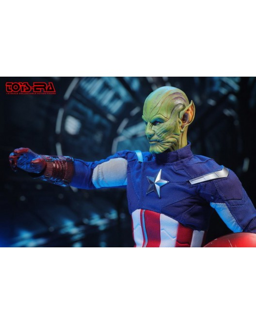 alien - NEW PRODUCT: Toysera 1/6 Scale Alien head sculpt + Hand set 57486610
