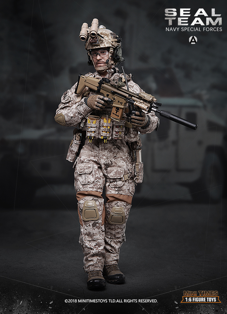 NEW PRODUCT: MINI TIMES TOYS US NAVY SEAL TEAM SPECIAL FORCES 1/6 SCALE ACTION FIGURE MT-M012 590