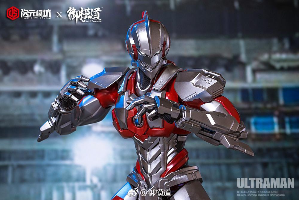 New Product: Dimension Studio x Model Principle Ultraman figures and model kits! 595