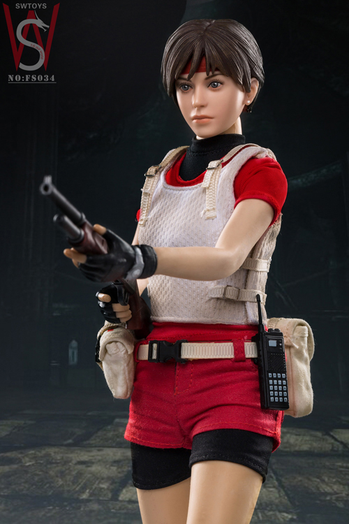 Female - NEW PRODUCT: 1/6 SWTOYS FS034 Chambers 2.0 Action Figure 5_427410