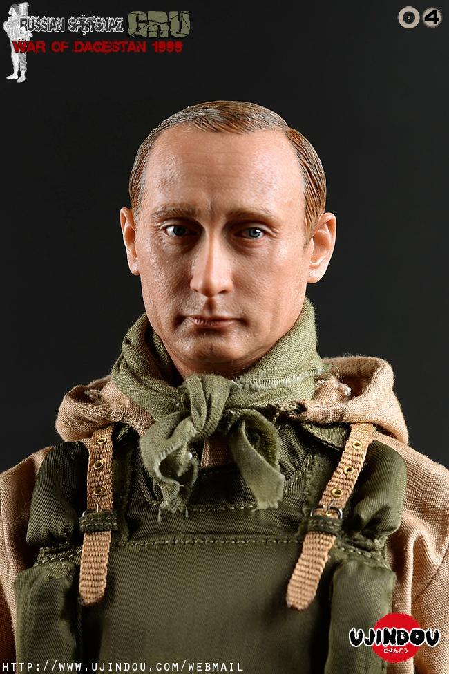 UJINDOU -  NEW PRODUCT: UJINDOU: 1/6 Russian Special Forces-Dagestan War 1999 #UD9004 [Update and update] 5c135a10