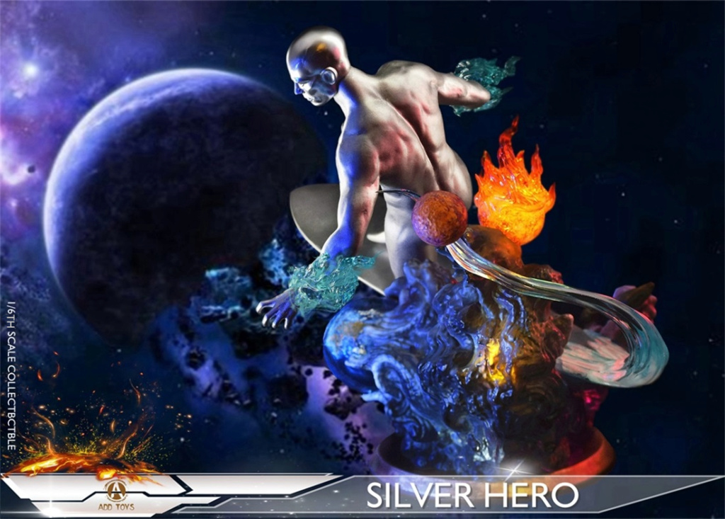 NEW PRODUCT: ADD Toys: 1/6 scale Silver Man/Silver Hero AD05 5dc59910