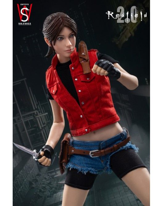 Redfield - NEW PRODUCT: Swtoys FS023 1/6 Scale Redfield 2.0 figure 6-528x18