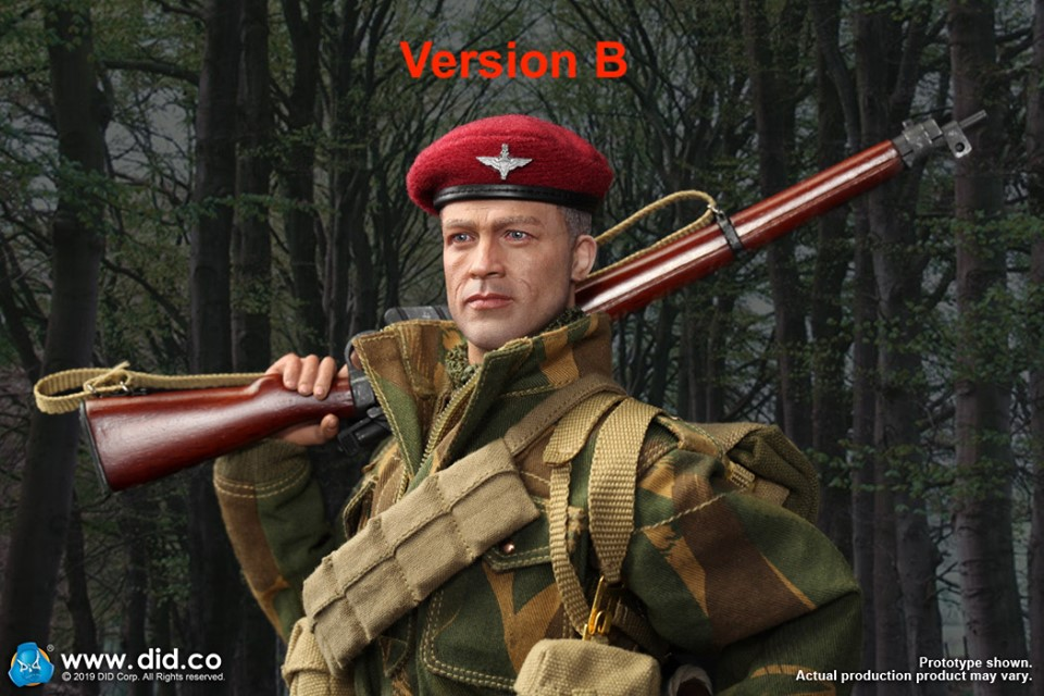 military - NEW PRODUCT: DID & 3R:(GIDID-K80136) Sergeant Charlie: British 1st Airborne Division (Red Devils) 60886610