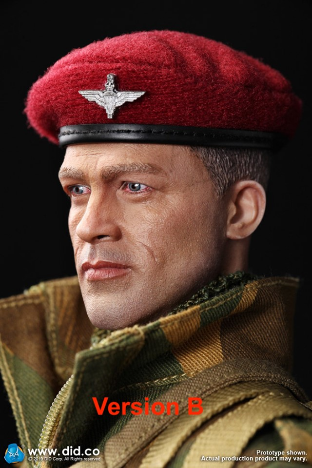 DiD - NEW PRODUCT: DID & 3R:(GIDID-K80136) Sergeant Charlie: British 1st Airborne Division (Red Devils) 60911110