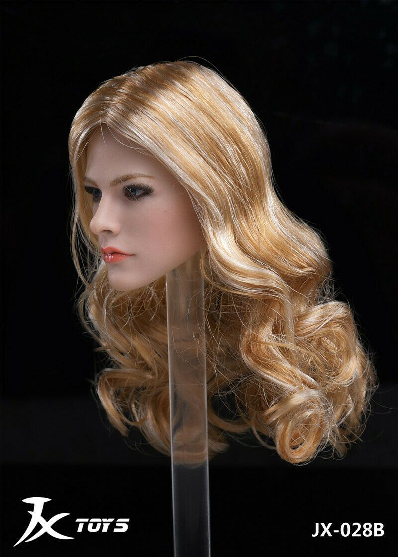 Avril - NEW PRODUCT: JXTOYS JX-029 Avril Head Sculpt H#Suntan 6179