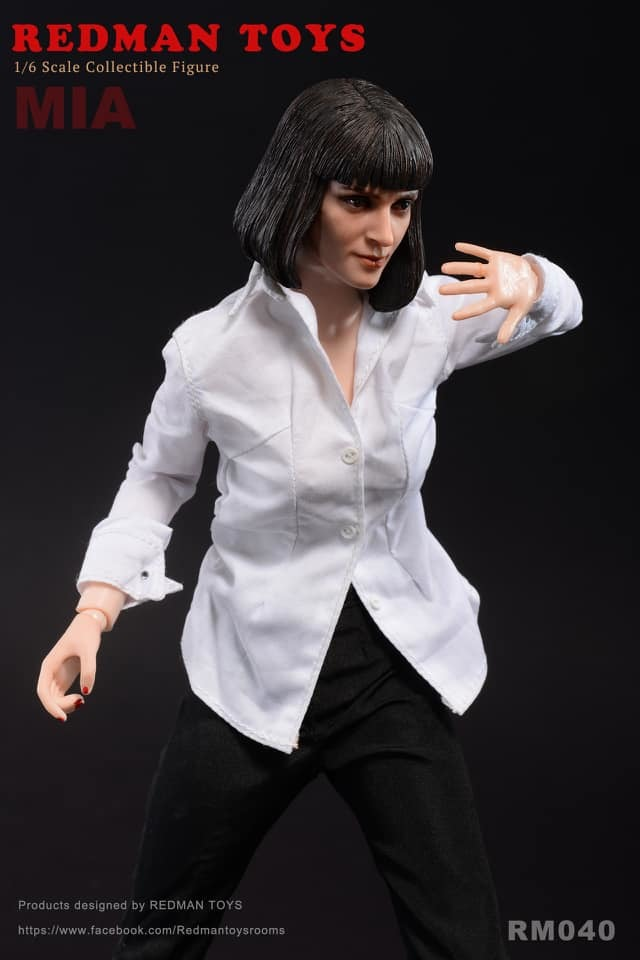female - NEW PRODUCT: Redman: [RMT-040] Mia 1/6 Boxed Female Figure 6225