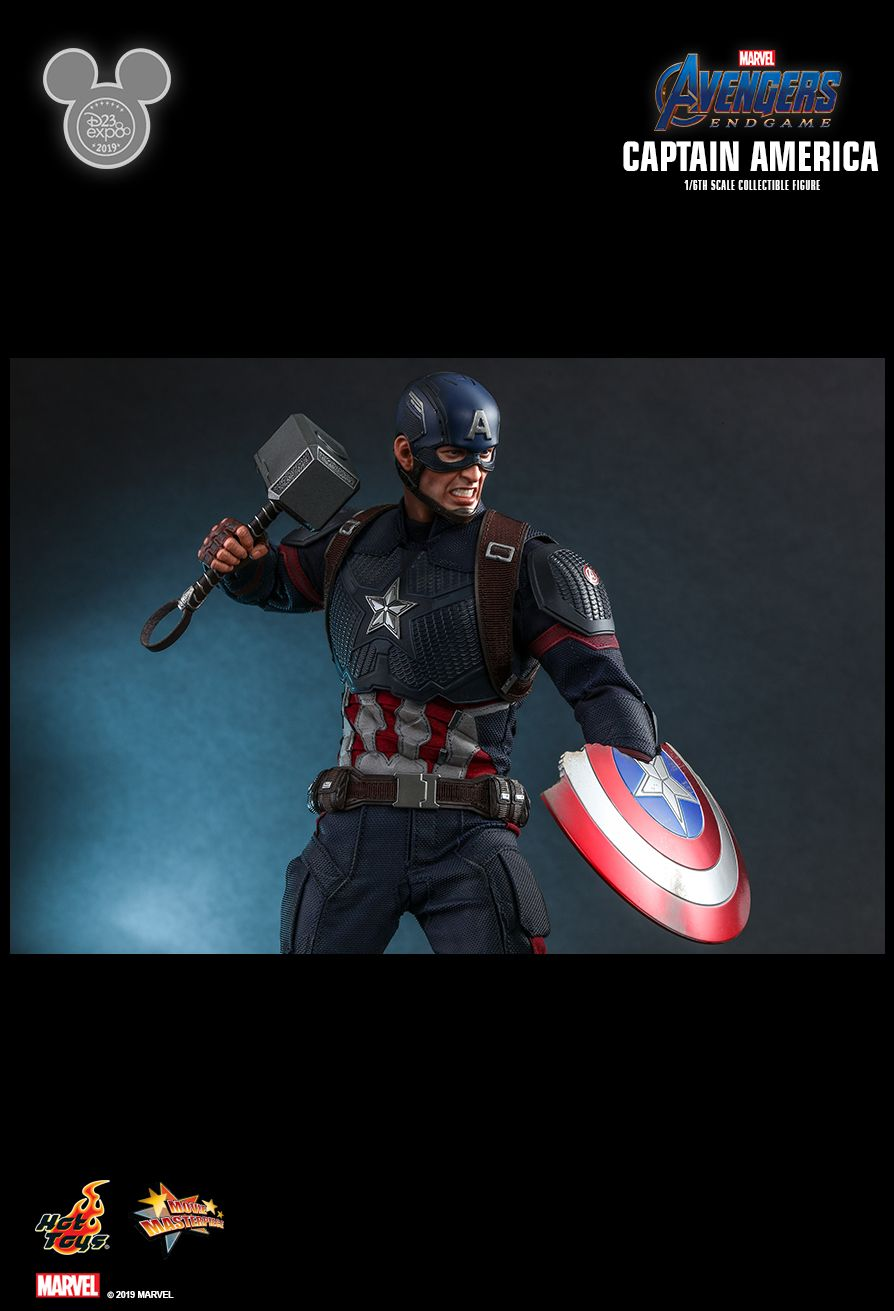 Topics tagged under captainamerica on OneSixthFigures 6245