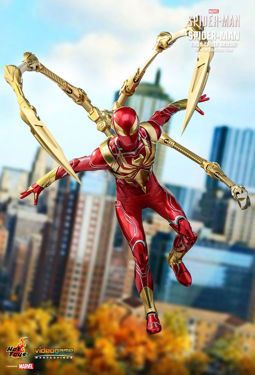 Topics tagged under ironspider-man on OneSixthFigures 6274