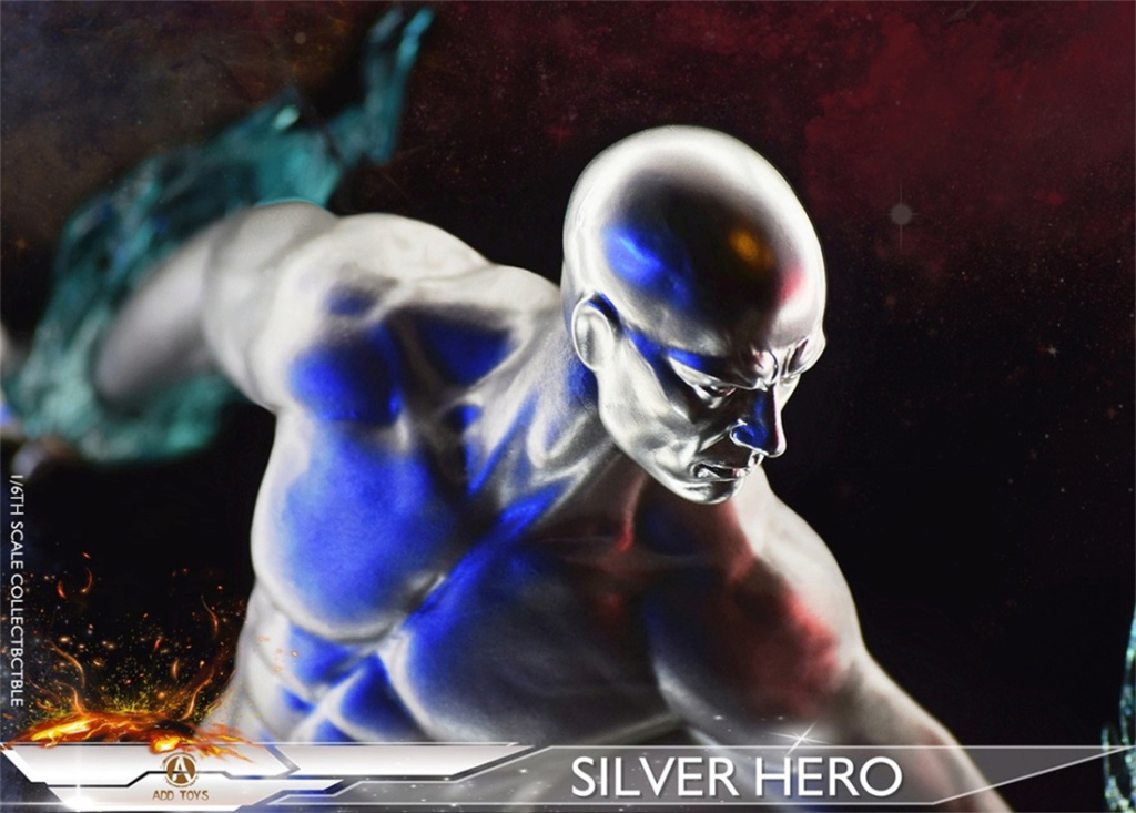 NEW PRODUCT: ADD Toys: 1/6 scale Silver Man/Silver Hero AD05 62972c10