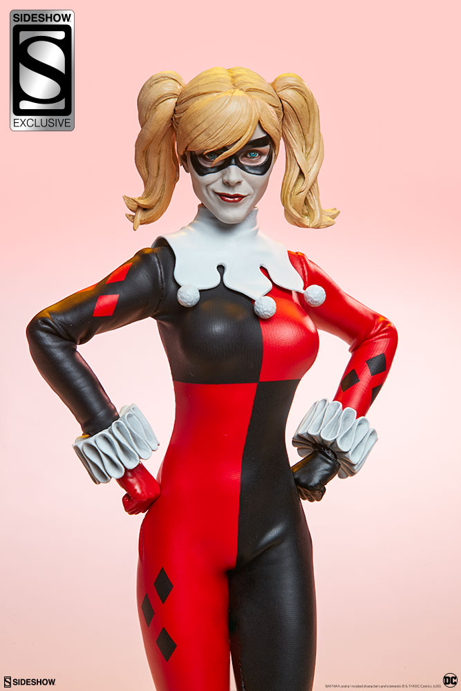 batman - NEW PRODUCT: Sideshow Collectibles: Harley Quinn Sixth Scale Figure 6348
