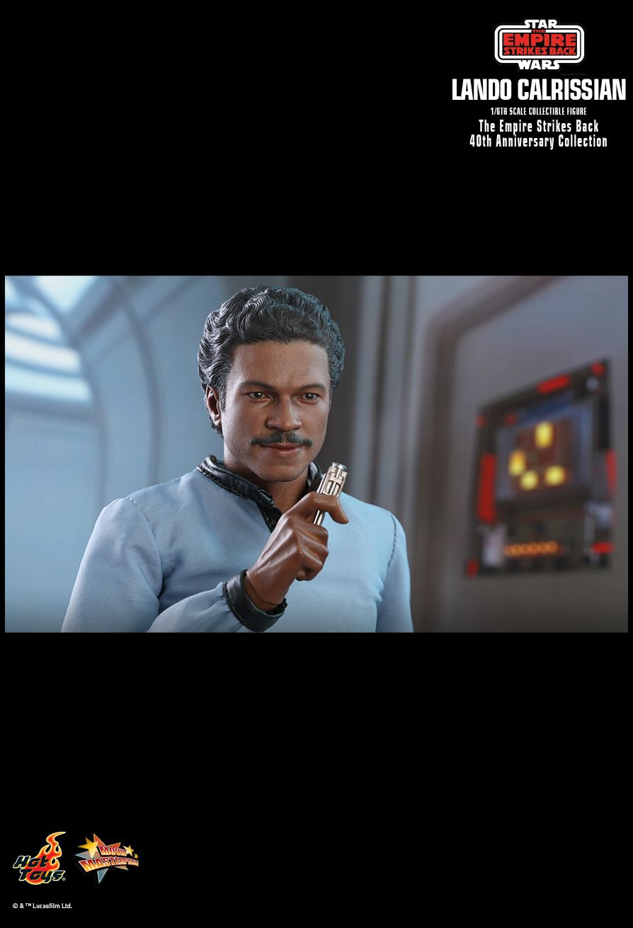movie - NEW PRODUCT: HOT TOYS: STAR WARS: THE EMPIRE STRIKES BACK™ LANDO CALRISSIAN™ (STAR WARS: THE EMPIRE STRIKES BACK 40TH ANNIVERSARY COLLECTION) 1/6TH SCALE COLLECTIBLE FIGURE 6cce2210