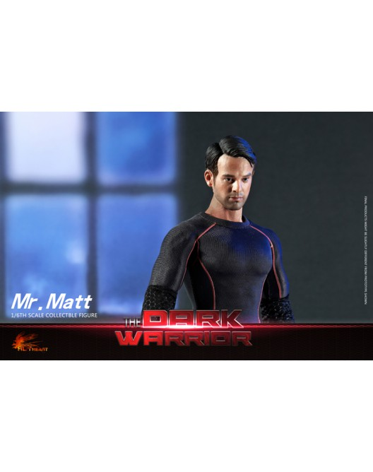 Netflix - NEW PRODUCT: Hot Heart FD007 1/6 Scale The Dark Warrior action figure 7-528x14
