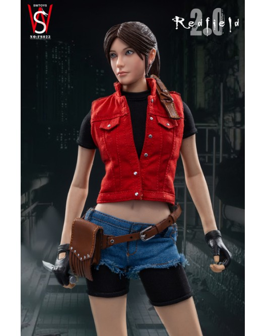Redfield - NEW PRODUCT: Swtoys FS023 1/6 Scale Redfield 2.0 figure 7-528x18