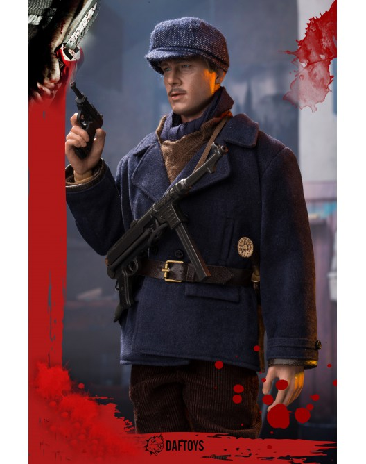 male - NEW PRODUCT: DAFTOYS 1/6 scale WWII Soldier figure 7-528x28