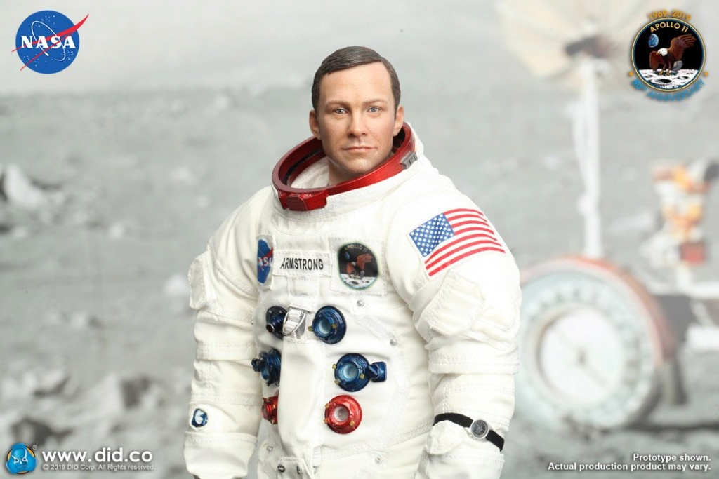 did - NEW PRODUCT: DiD: Apollo 11 50th Anniversary Astronauts (Neal Armstrong, Buzz Aldrin & Michael Collins) 70780910