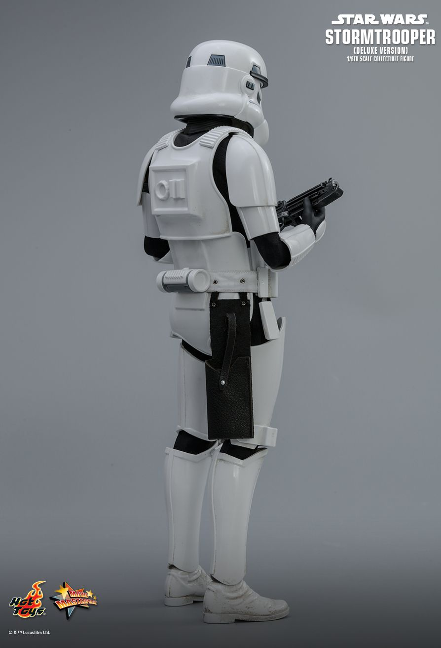 stormtrooper - NEW PRODUCT: HOT TOYS: STAR WARS STORMTROOPER (DELUXE VERSION) 1/6TH SCALE COLLECTIBLE FIGURE 7104