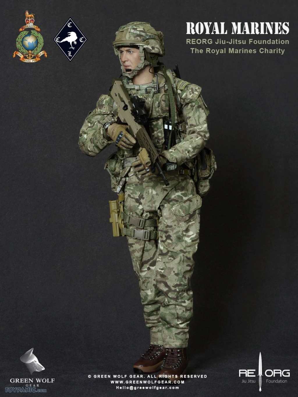 Topics tagged under modernmilitary on OneSixthFigures - Page 2 71720111
