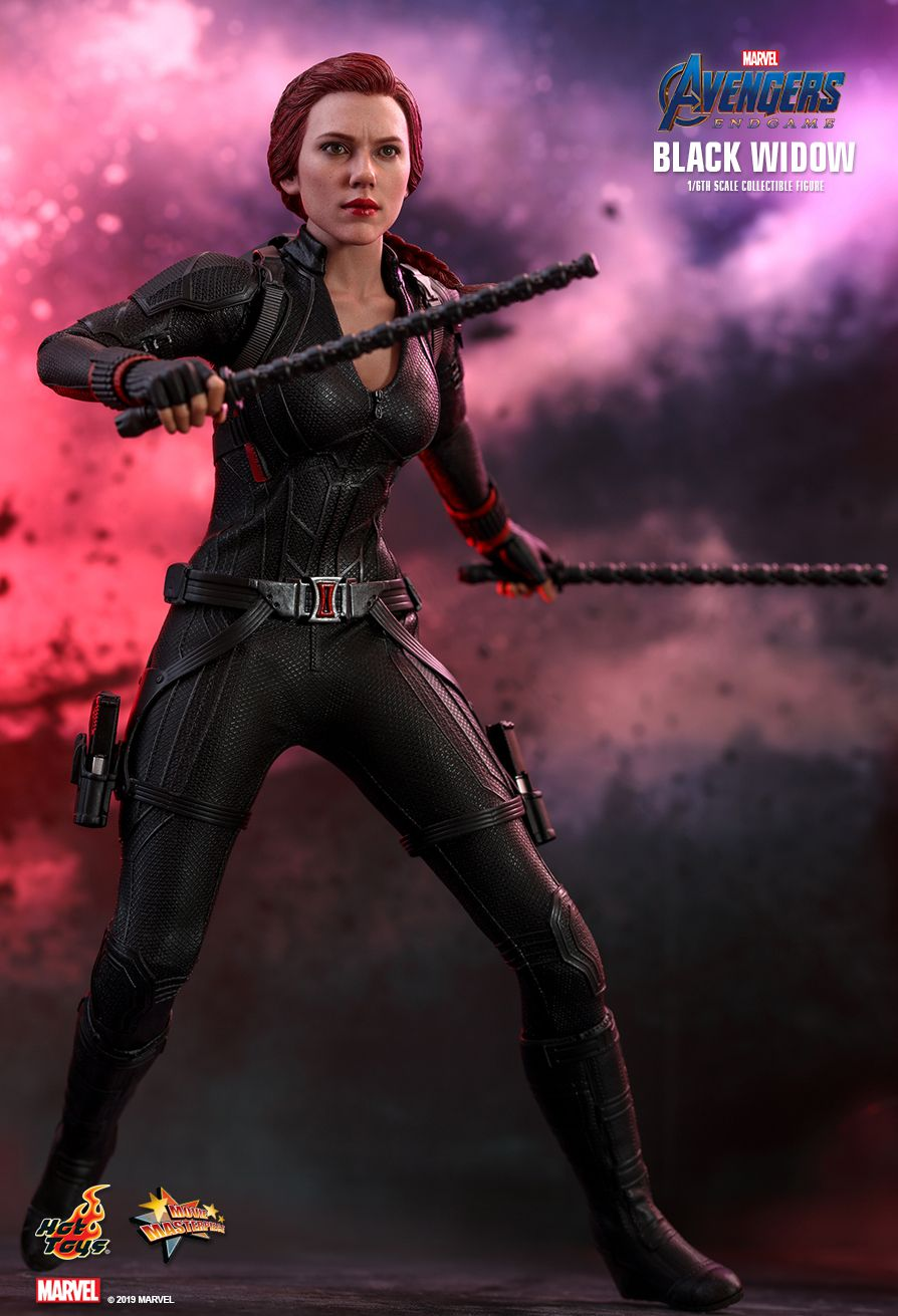 EndGame - NEW PRODUCT: HOT TOYS: AVENGERS: ENDGAME BLACK WIDOW 1/6TH SCALE COLLECTIBLE FIGURE 7180