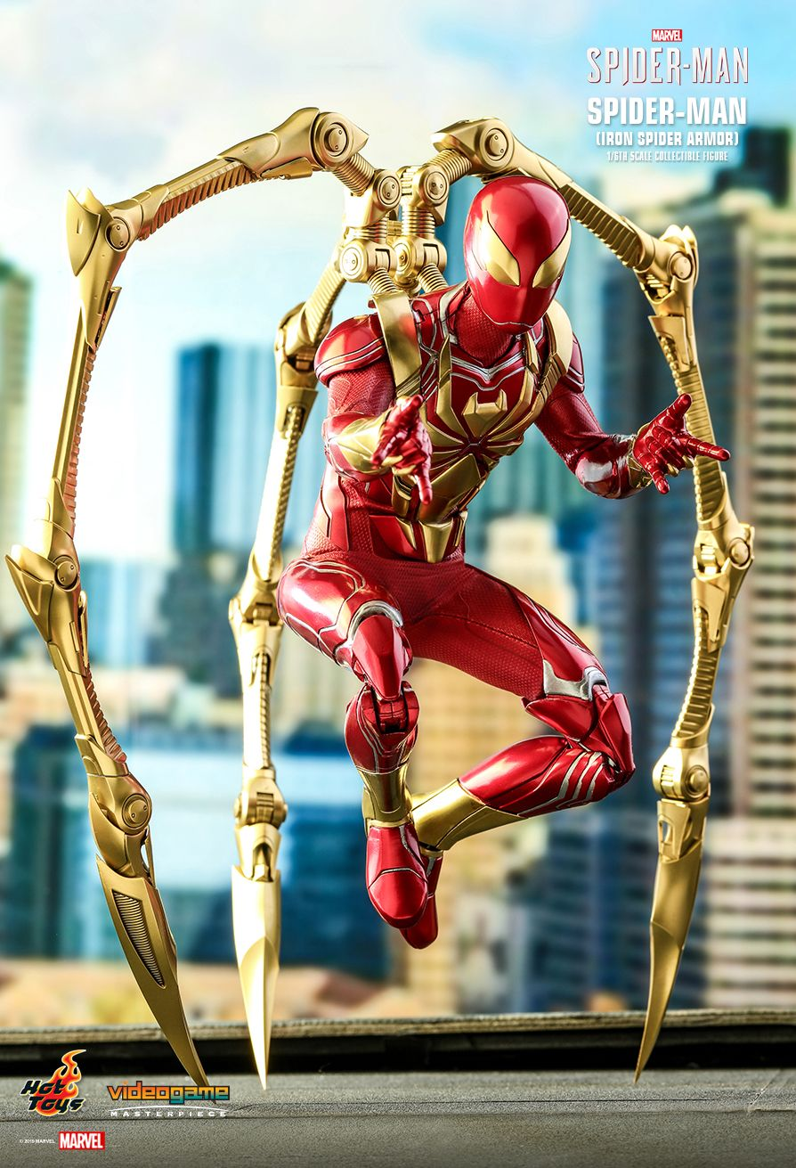 Topics tagged under ironspider-man on OneSixthFigures 7265