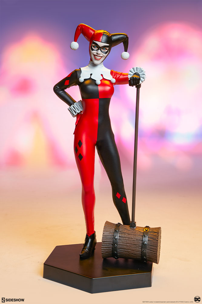 batman - NEW PRODUCT: Sideshow Collectibles: Harley Quinn Sixth Scale Figure 7338
