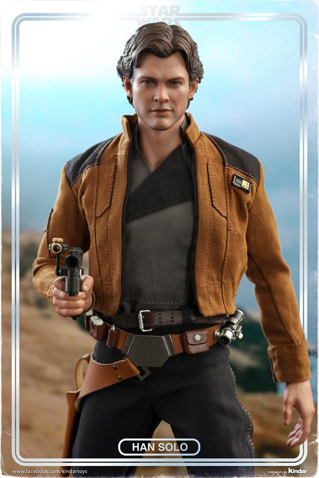 solo - NEW PRODUCT: HOT TOYS: SOLO: A STAR WARS STORY HAN SOLO (TWO VERSIONS) 1/6TH SCALE COLLECTIBLE FIGURE 749a6d10