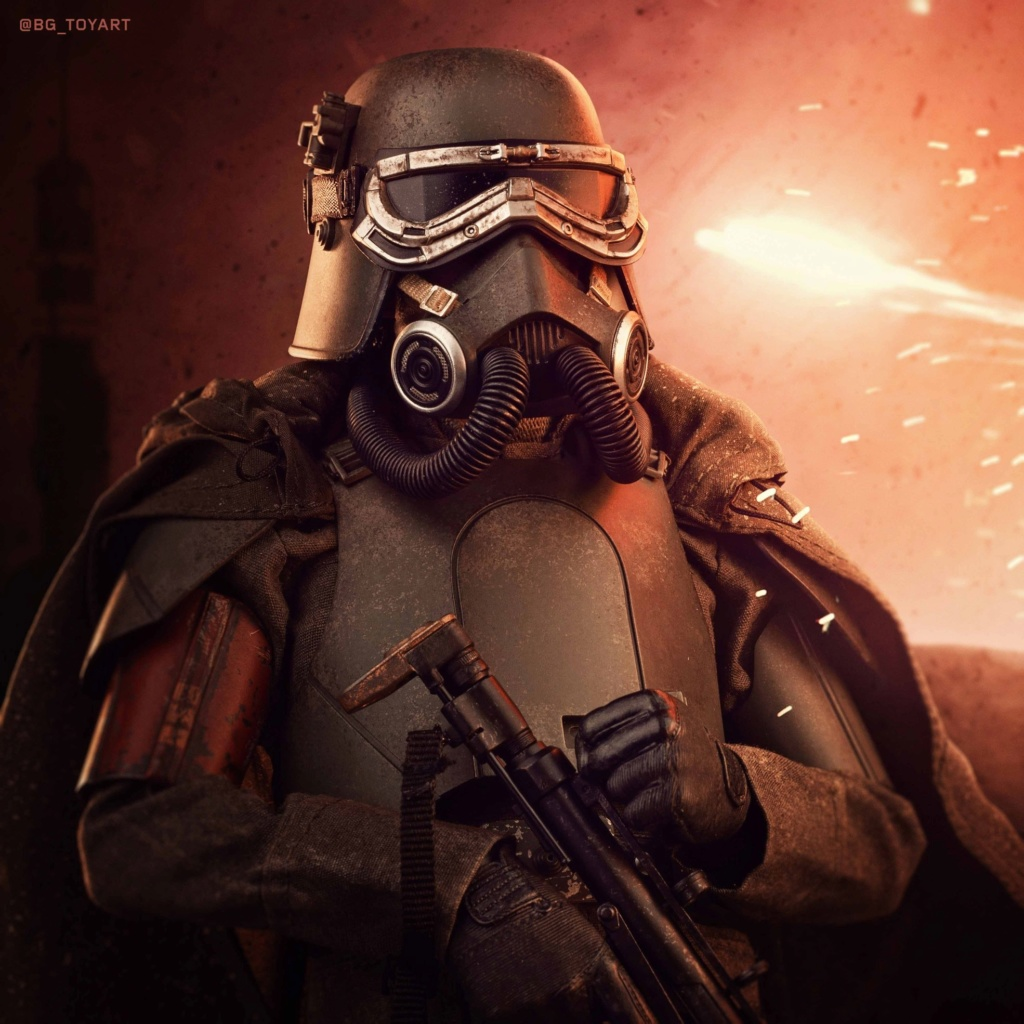 scifi - NEW PRODUCT: HOT TOYS: SOLO: A STAR WARS STORY HAN SOLO (MUDTROOPER) 1/6TH SCALE COLLECTIBLE FIGURE 77ca7a10