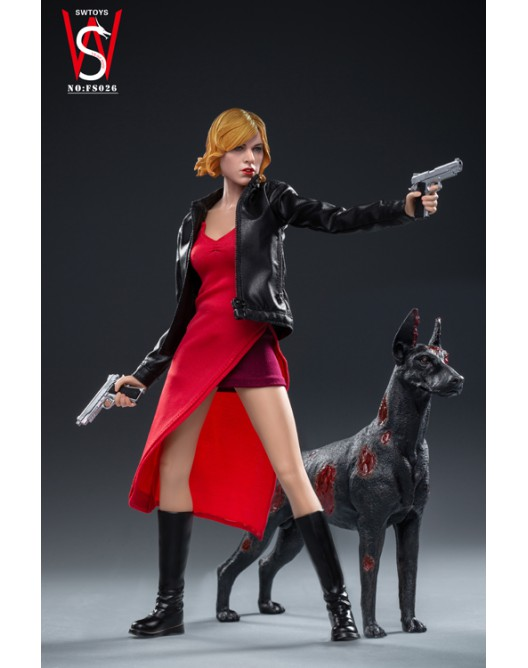 female - NEW PRODUCT: SWToys FS026 1/6 Scale Alice 3.0 w/ Zombie Dog 7o2a6410