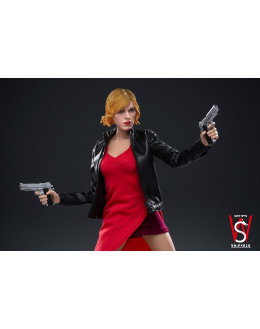 female - NEW PRODUCT: SWToys FS026 1/6 Scale Alice 3.0 w/ Zombie Dog 7o2a6414