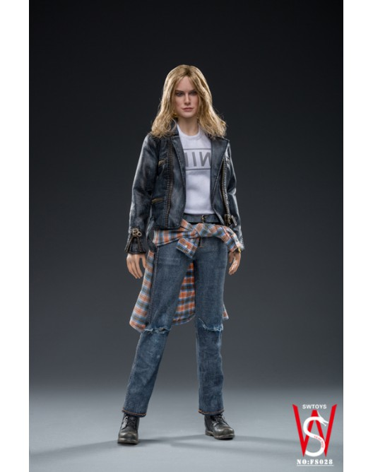 NEW PRODUCT: Swtoys FS028 1/6 Scale Danvers figure 7o2a6910