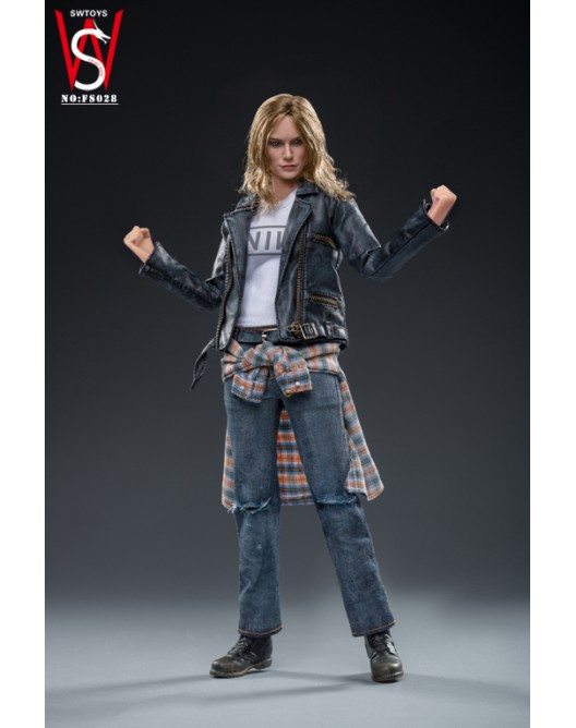 NEW PRODUCT: Swtoys FS028 1/6 Scale Danvers figure 7o2a6913