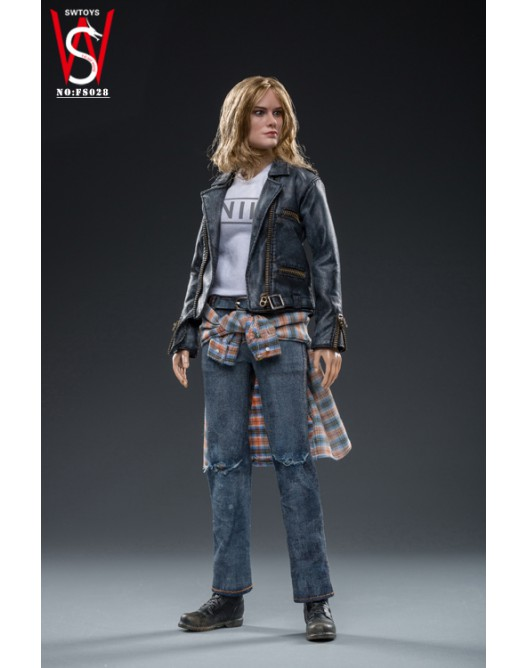NEW PRODUCT: Swtoys FS028 1/6 Scale Danvers figure 7o2a6914