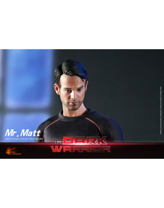 Netflix - NEW PRODUCT: Hot Heart FD007 1/6 Scale The Dark Warrior action figure 8-528x14