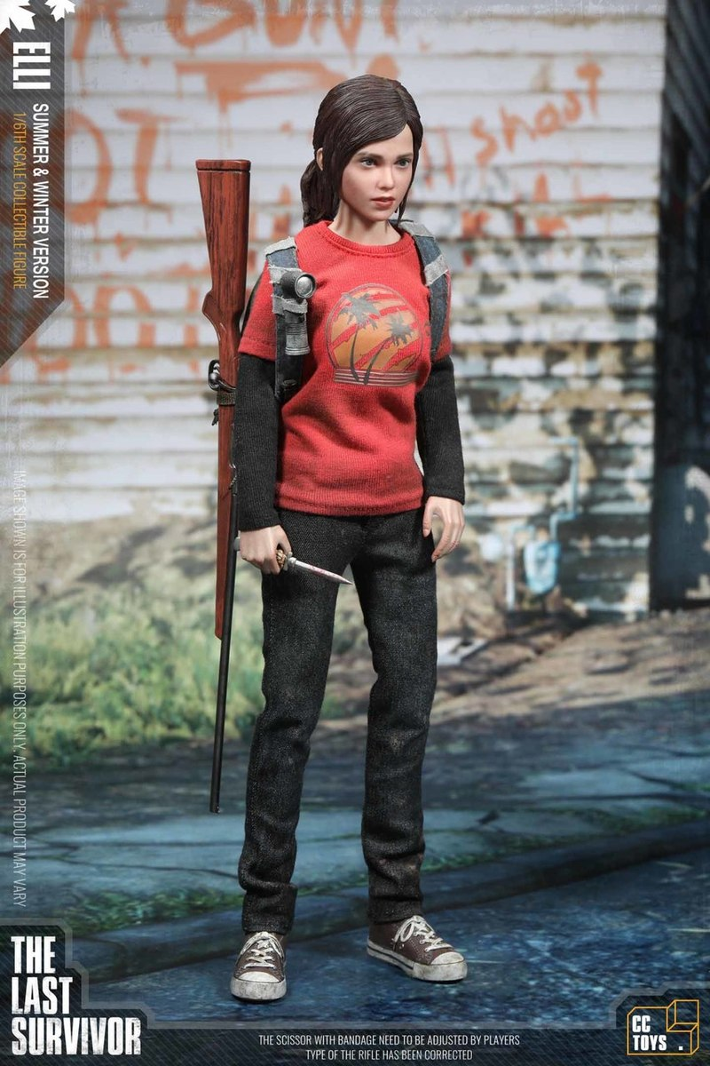 Videogame - NEW PRODUCT: CCTOYS CCT-005 Winter and Summer version 1/6 Scale Collectible figure Set 8135