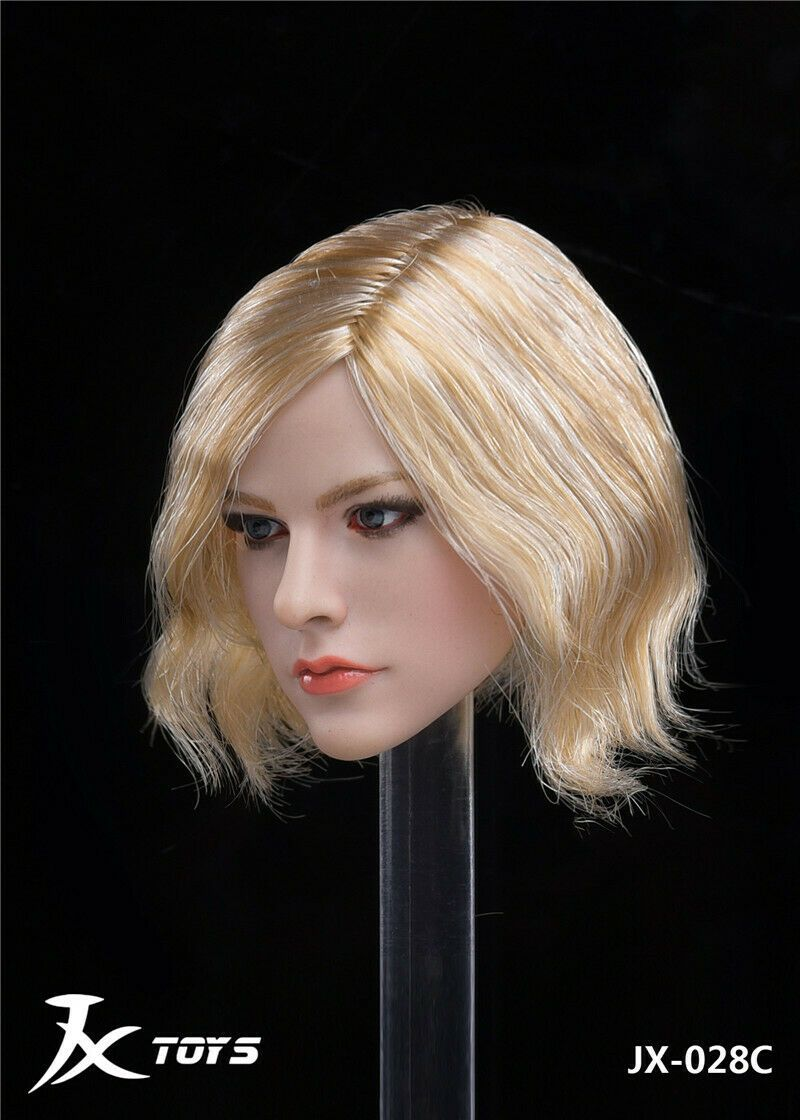NEW PRODUCT: JXTOYS JX-029 Avril Head Sculpt H#Suntan 8162