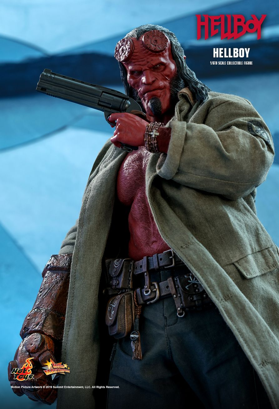 Topics tagged under hellboy on OneSixthFigures 8166