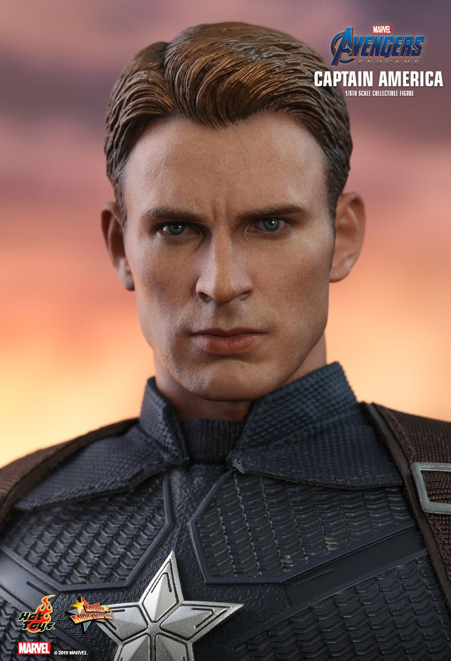 captainamerica - NEW PRODUCT: HOT TOYS: AVENGERS: ENDGAME CAPTAIN AMERICA 1/6TH SCALE COLLECTIBLE FIGURE 8168