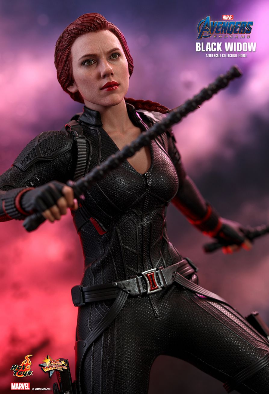 EndGame - NEW PRODUCT: HOT TOYS: AVENGERS: ENDGAME BLACK WIDOW 1/6TH SCALE COLLECTIBLE FIGURE 8169