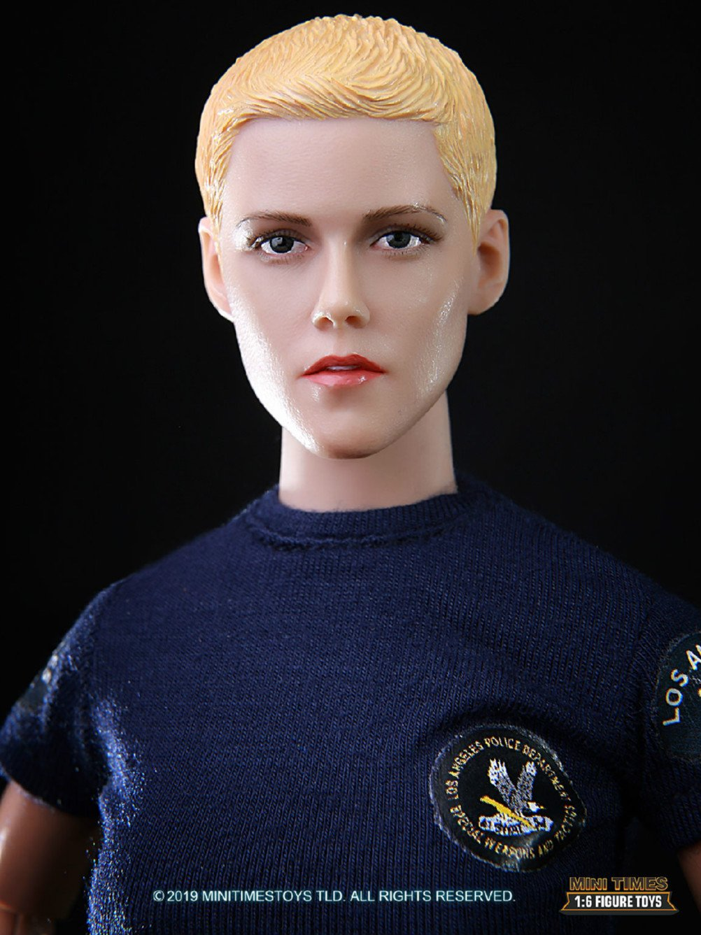 minitimes - NEW PRODUCT: mini times toys M016 1/6 Scale Female S.W.A.T. Military 12in Figure 8177