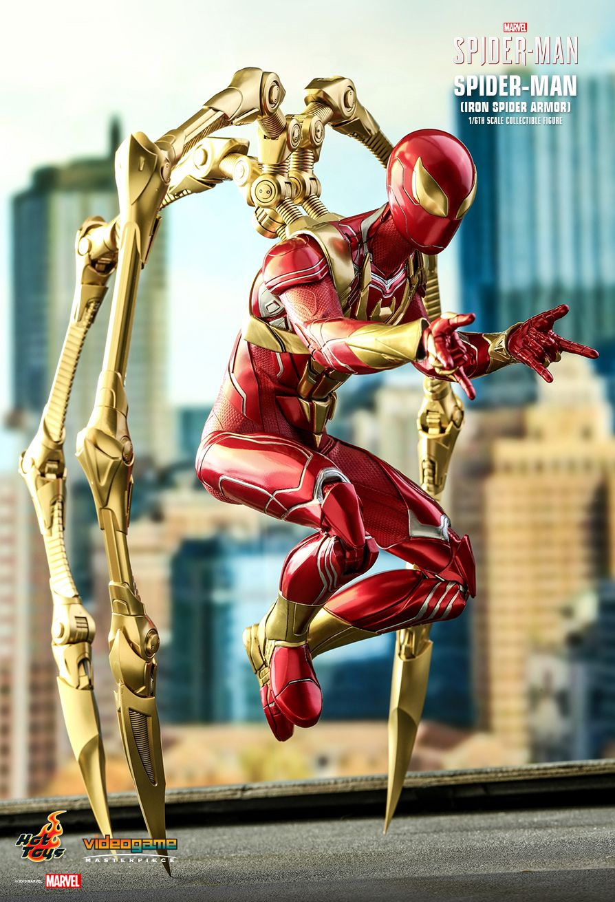 Topics tagged under ironspider-man on OneSixthFigures 8249