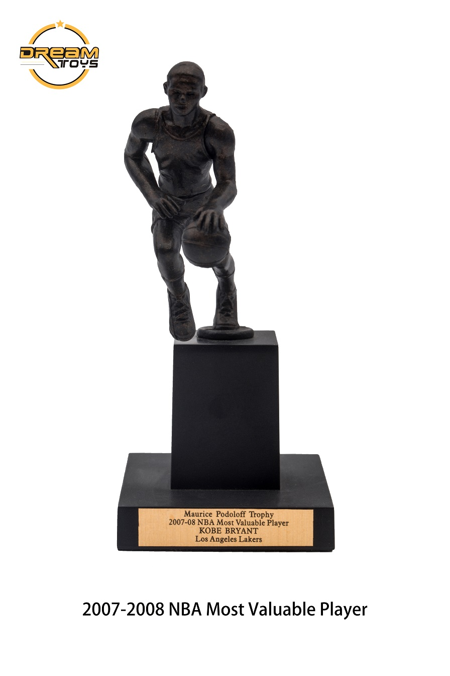 NEW PRODUCT: DREAMTOYS New: 1/6 MJ23 KB24 Jordan / Kobe - Honor Trophy Set 836
