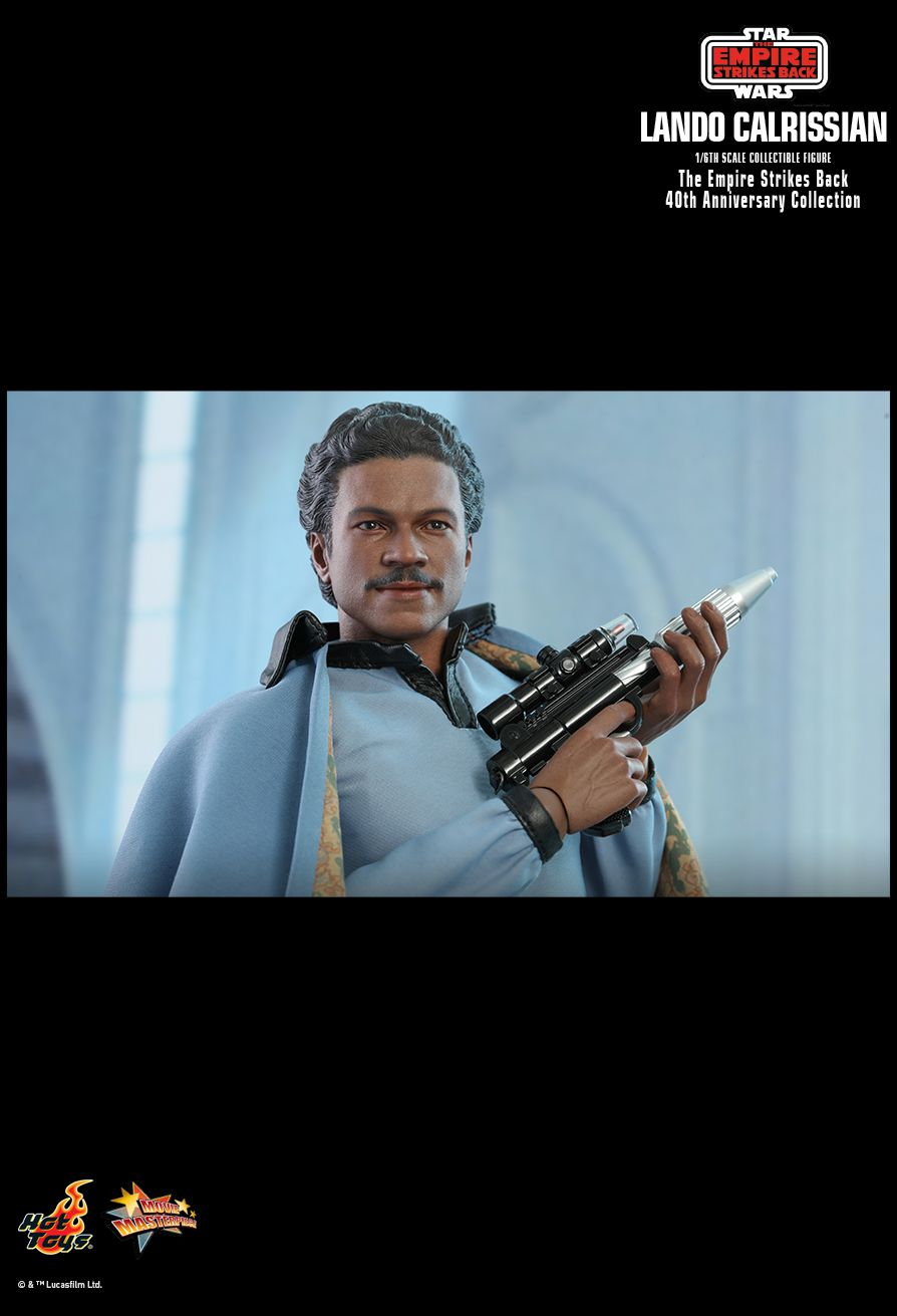 movie - NEW PRODUCT: HOT TOYS: STAR WARS: THE EMPIRE STRIKES BACK™ LANDO CALRISSIAN™ (STAR WARS: THE EMPIRE STRIKES BACK 40TH ANNIVERSARY COLLECTION) 1/6TH SCALE COLLECTIBLE FIGURE 83d14f10