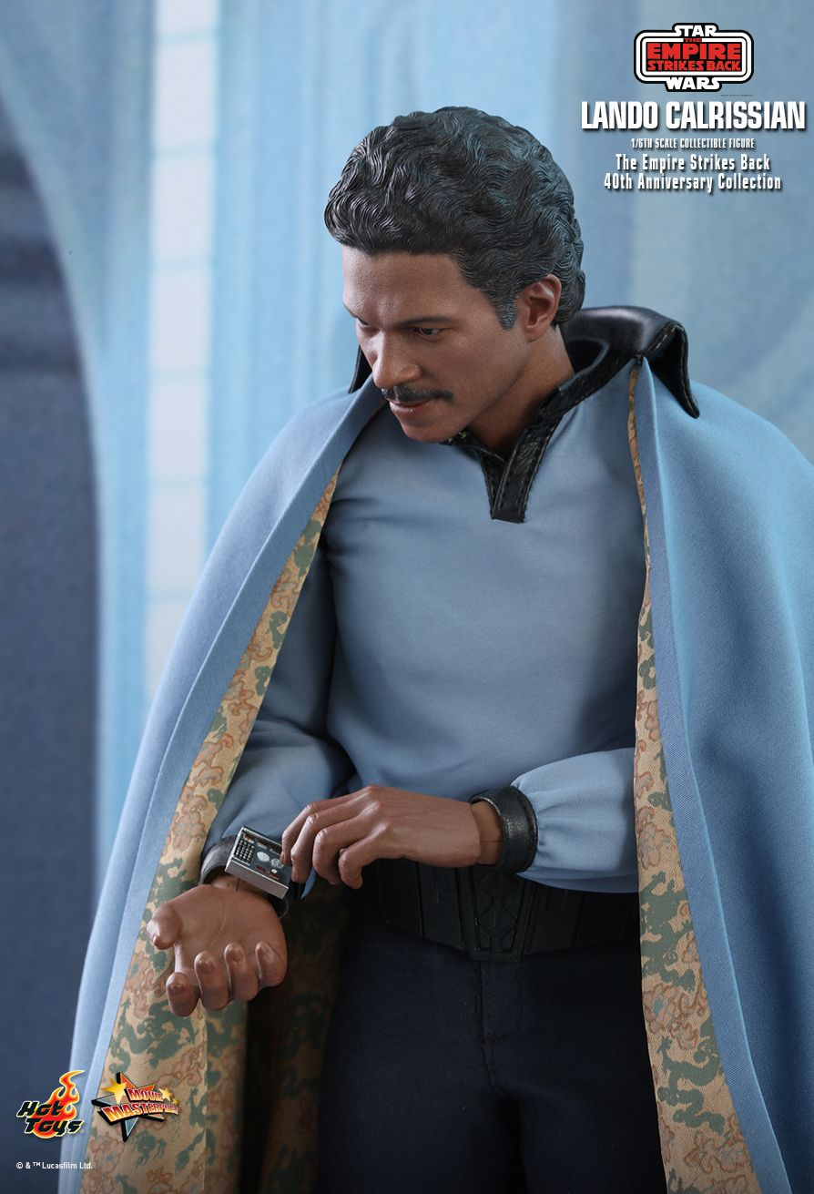 movie - NEW PRODUCT: HOT TOYS: STAR WARS: THE EMPIRE STRIKES BACK™ LANDO CALRISSIAN™ (STAR WARS: THE EMPIRE STRIKES BACK 40TH ANNIVERSARY COLLECTION) 1/6TH SCALE COLLECTIBLE FIGURE 8687b710